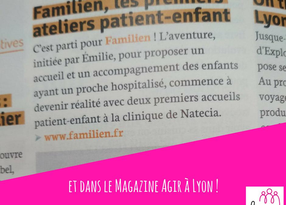 Magazine pour Agir