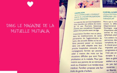 Magazine mutuelle Mutualia