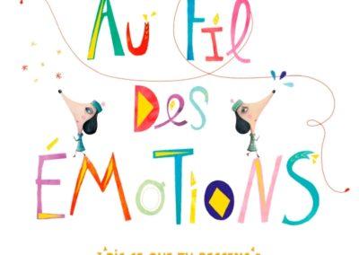 Au fil des émotions Dis ce que tu ressens – Cristina Nunez Pereira – Rafael R. Valcarcel