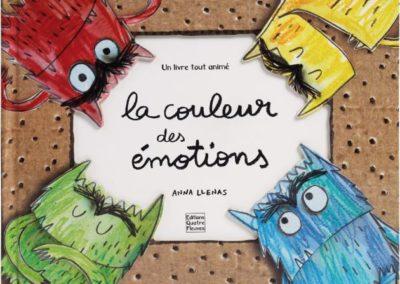 La couleur des émotions – Marie Antilogus