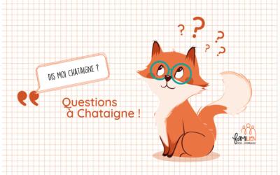 Questions à Châtaigne